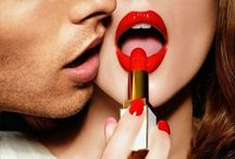Kiss me ... I'm yours / Lips, lips, and more lips ... / by Tali Alexander Author