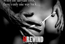 LOVE IN REWIND by Tali Alexander / Book I in the REWIND series... Adult Romance Novel...