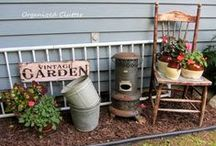A Little Whimsey in the Garden