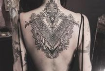 ART // tattoos / Part inspiration, part curation. 100% wishing people would credit the tattoo artists.