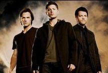 Supernatural / My crazy obsession with Supernatural! SO MANY FEELZ! A board for all supernatural pictures including fan art and all beautiful majesticness that is Supernatural / by Alycia Nardini