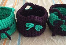 Mis creaciones Crochet/Trapillo / Mis creaciones de trapillo