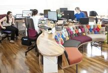 'The Great Desking Experiment' - #TGDE / The Great Desking Experiment, by Jonny Douglas for Delicious Alchemy