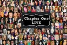 Chapter One LIVE / A YouTube channel where you can see your favorite authors reading the first chapter of their novels. Hear the voices of the people whose words have already touched your heart...or connect with new stories. Subscribe now...  https://www.youtube.com/chapteronelive http://chapteronelive.com/ / by Tali Alexander Author