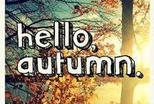 Autumn/Fall <3