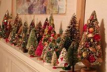 christmas / Christmas decorating and Christmas craft
