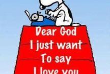 Ik geloof in God!!!