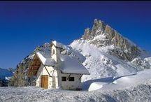 Dolomiti / Le Dolomiti, le montagne più belle del mondo e dal valore geologico e morfologico inestimabile, sono entrate a far parte del Patrimonio dell'Umanità UNESCO.