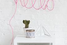 WORKSPACE / Workspace and home offices inspirations