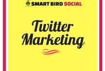 Twitter Marketing / How to use Twitter for business to drive traffic, generate leads, and increase sales.