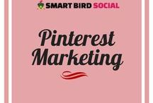 Pinterest Marketing / Information on using Pinterest for marketing your business.