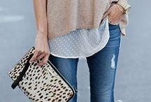Clothes / Vestiti e abbigliamento femminile