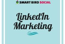 LinkedIn Marketing / How to use LinkedIn to market yourself and your business.