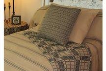 Bedroom Decor Ideas / Bedroom décor ideas - colours, bedspreads, furniture