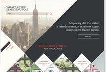 Inspiration - Print & Web
