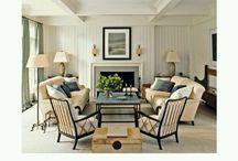 Living Spaces /   ideas for Savannah house / by beverly dalrymple