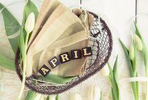 April • April • Avril • Aprile • Abril • April
