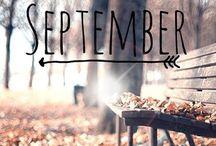September • September • Septembre Settembre • Septiembre • September