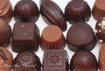Chocolates / Some of our most popular chocolate products.