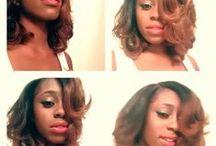 Trinity Fatu / Beautiful Slayomi Trinity Fatu aka Naomi Knight / by MAKINGITREIGN