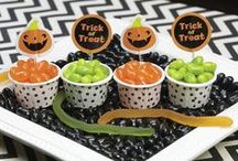 Halloween Treats! / Spooky treats for your Halloween haunts. / by Jelly Belly Candy Company