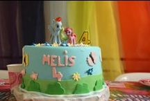 My Parties / parti ideas, children birthday parties, colorfull, hello kitty, princess, ponny, frozen parties
