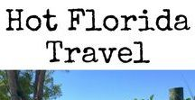 HOT FloRida Travel / Home to some of the best beaches in the world, making Florida a hot travel destination! Articles include Florida Travel, Florida Road Trips, Florida City Guides, Florida travel with kids, Florida Information, and everything you need to know to Visit Florida from Naples to Tampa and from Miami to Orlando. #Florida #FamilyTravel