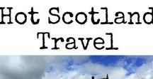HOT Scotland Travel / Everything that makes Scotland a hot travel destination to visit. Articles include Scotland Travel, Scotland Road Trips, Scotland City Guides, Scotland travel with kids, Scotland Information, and everything you need to know to Visit Scotland from Edinburgh to Glasgow and from Isle of Skye to Inverness. #Scotland #UK #FamilyTravel