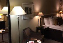 Hotelleja / Hotelleja ja niiden sisustuksia