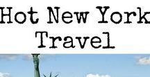 HOT New York Travel / What makes NY so hot? Find out here! We have destination guides, travel tips, hotel reviews, travel with kids and much more. #NewYork #FamilyTravel