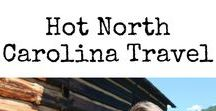 HOT North Carolina Travel / Everything that makes North Carolina a hot travel destination. Articles include full destination guides, travel tips, travel with kids, hotel reviews and more. #NorthCarolina #familytravel