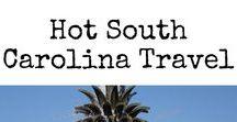 HOT South Carolina Travel / Destination guides, travel tips, hotel reviews and more. Everything you need to plan the perfect South Carolina vacation. #SouthCarolina #familytravel