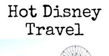 HOT Disney Travel / Everything from Disneyland to Disney World & everything in between that makes Disney hot. Travel tips, park guides, travel with kids, hotel reviews and much more. #Disneyland #DisneyWorld #Disney #Disneybound #FamilyTravel