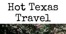 HOT Texas Travel / Everything that makes the lone star state a hot travel destination. Articles include city guides, travel tips, travel with kids, hotel reviews and much more. #Texas #UnitedStates #Familytravel