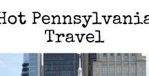 HOT Pennsylvania Travel / Everything that makes Pennsylvania a hot travel destination. Articles include city guides, travel tips, travel with kids, hotel reviews and much more. #Pennsylvania #Philadelphia