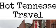 HOT Tennessee Travel / Everything that makes Tennessee a hot travel destination. Articles include city guides, travel tips, travel kids, hotel reviews and much more. #Tennesse #UnitedStates #Nashville #Memphis