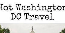 HOT Washington DC Travel / The hottest travel guides for where to eat, sleep & play in Washington DC. #WashingtonDC #DC #FamilyTravel