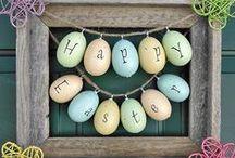 Húsvét,Húsvéti asztalidíszek