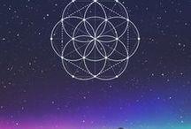 Sacred geometry - Flower of life - Chakras