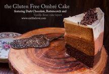 Sweet recipes - Gluten free