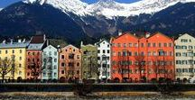 Innsbruck / Touristic attractions one can find in Innsbruck, Austria. It is a city worth visiting if you are into winter sports or just keen to enjoy some Tyrolean life.