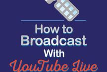 YouTube Live for Livestreaming