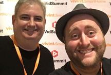 VidSummit 2017 / At VidSummit 2017 in LA, I interviewed some of the leading YouTube and Live Video creators including Nick Nimmin, Brian G Johnson, Sean Cannell, Coach Jennie, Nick Mattingly of Switcher Studio, Todd Bergin, Jason Liebman of Liebs Media and Claudia Barbiero of LiveU. Thanks to LiveU for providing the Solo video encoder making it possible to livestream from a bandwidth challenged environment. #livestreaming #YouTube
