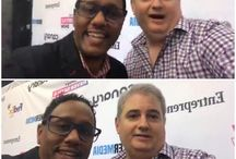 Never Settle Show / Ross Brand conducted interviews from the Red Carpet prior to, and following, Mario Armstrong's Never Settle Show during Season 1.