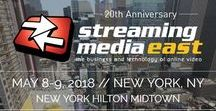 Streaming Media East 2018 / Streaming Media East is one of the premier streaming media, livestreaming, live video, video marketing and content delivery conferences in the world. Located at the Midtown Hilton in New York City. Ross Brand of Livestream Universe will be there conducting interviews.