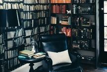 čitáreň, knižnica / Má svoje čestné miesto vo vašom domove?