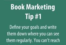 Book Marketing Tips / We have compiled 200+ of the best book marketing tips we could find and will post them here.  But, first here are 5 tips to remember when marketing your book:   #1: Don't try to do everything at once. #2: Market your book within your budget. #3: Always be honest.  #4: Build real relationships. #5: Don't give up.  Are you ready? Book marketing experts, Shelley Hitz & Heather Hart show you how to market your book with these tips that link to their site and other resources around the web.