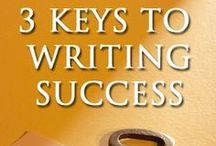 Writing Tips for Authors / Enjoy this writing tips for authors.  The bottom line?  Keep writing!  :)