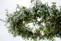 Floral Wreaths / Circles of fancy.