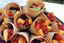 Desserts list / Sucrés ou salés on se régale !